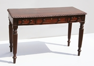 Picture of A ROSEWOOD WRITING TABLE