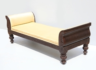 Picture of A WILLIAM IV ROSEWOOD DAYBED