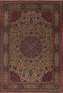 Picture of AN ARDABIL DESIGN CARPET