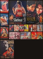 Picture of BOLLYWOOD SONG-SYNOPSIS BOOKLETS ( 1948 - 1969)