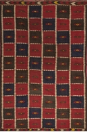 Picture of A RARE BAKHTIARY KILIM
