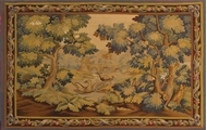 Picture of AN EXQUISITE FRENCH GOBLEN TAPESTRY