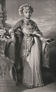 Picture of GOWRAMMA VICTORIA OF COORG