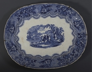 Picture of A CHINESE EXPORT PORCELAIN DEPICTING A TURKISH IMAGERY