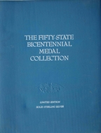 Picture of THE FIFTY STATE BICENTENNIAL MEDAL COLLECTION