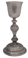 Picture of A FINE SILVER CHALICE
