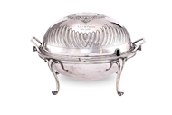 Picture of A MAGNIFICENT PRESENTATION SILVER TUREEN