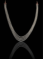 Picture of FOUR-LINE PEARLS NECKLACE