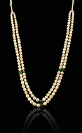Picture of TWO-LINE BASRA PEARLS NECKLACE