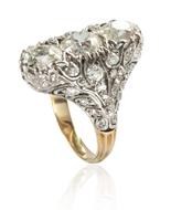 Picture of GOLKONDA DIAMOND RING