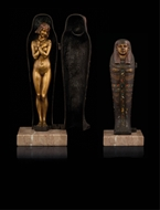 Picture of BRONZE SARCOPHAGUS
