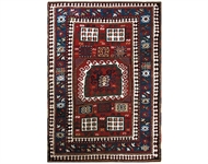 Picture of A Karachopf Kazak Rug