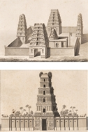 Picture of TEMPLES OF SOUTH INDIA