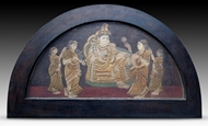 Picture of Old Tanjore Painting