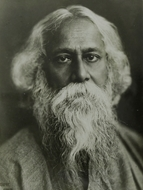 Picture of RABINDRANATH TAGORE (1861 - 1941)