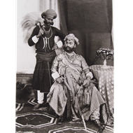 Picture of RAJA DEEN DAYAL (1844 – 1905)