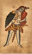 Picture of KALIGHAT PAINTING